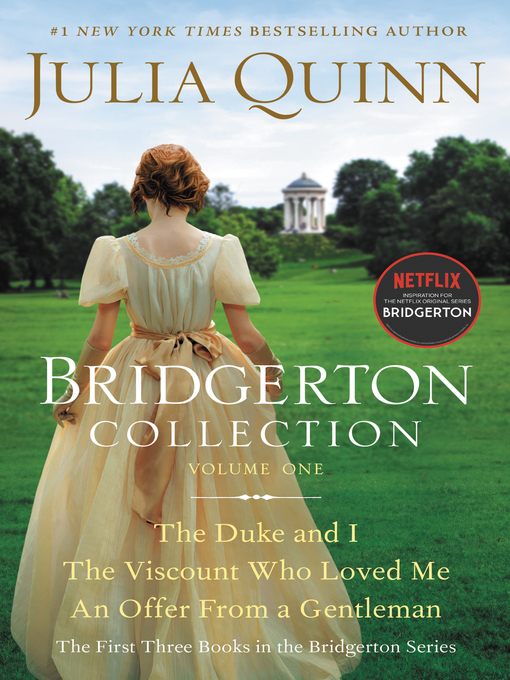 Cover of Bridgerton Collection, Volume 1