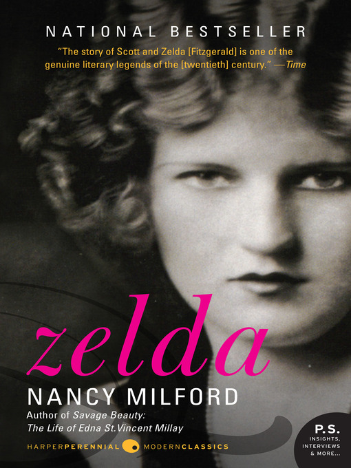 Title details for Zelda by Nancy Milford - Wait list
