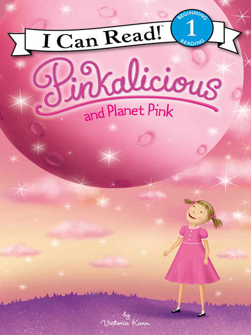 Cover of Pinkalicious and Planet Pink