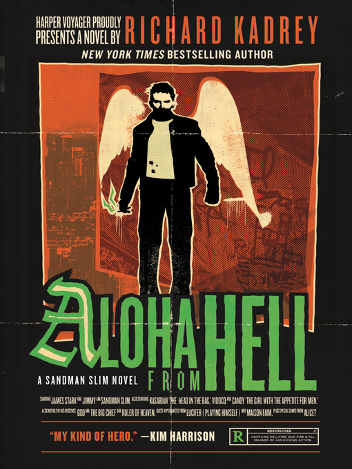 Title details for Aloha from Hell by Richard Kadrey - Available
