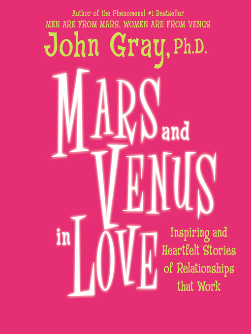 Title details for Mars and Venus in Love by John Gray - Available