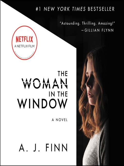 Title details for The Woman in the Window by A. J. Finn - Wait list