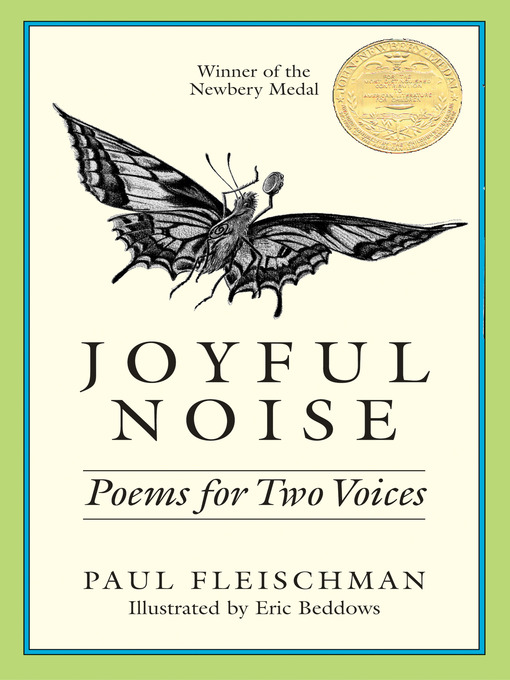 Title details for Joyful Noise by Paul Fleischman - Available