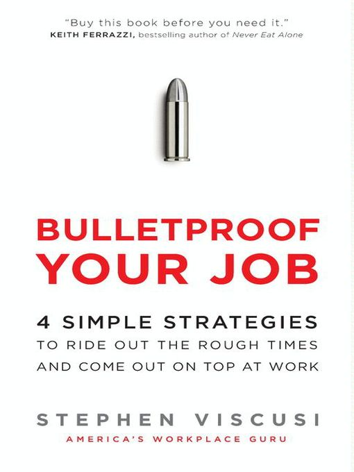 Cover of Bulletproof Your Job