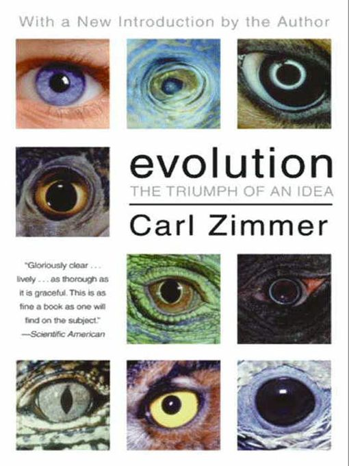 Title details for Evolution by Carl Zimmer - Available