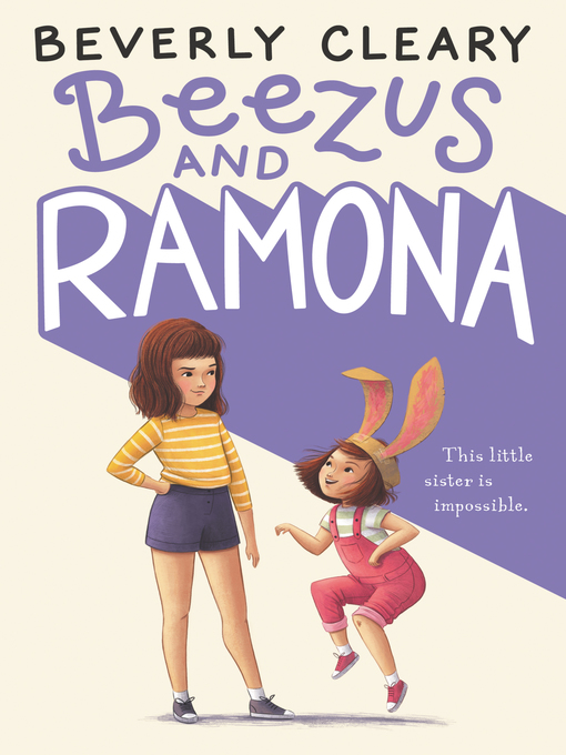 Title details for Beezus and Ramona by Beverly Cleary - Wait list