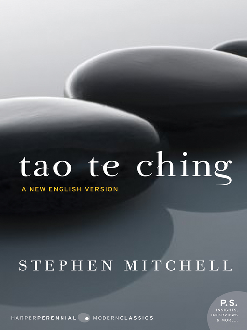 Title details for Tao Te Ching by Stephen Mitchell - Available