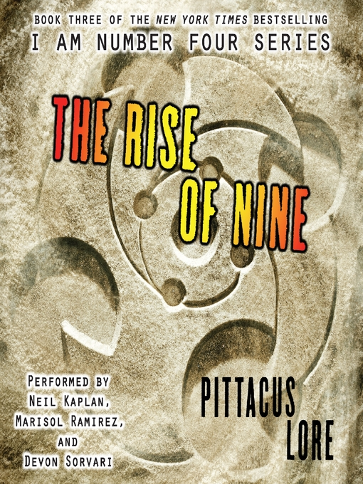 Cover of The Rise of Nine