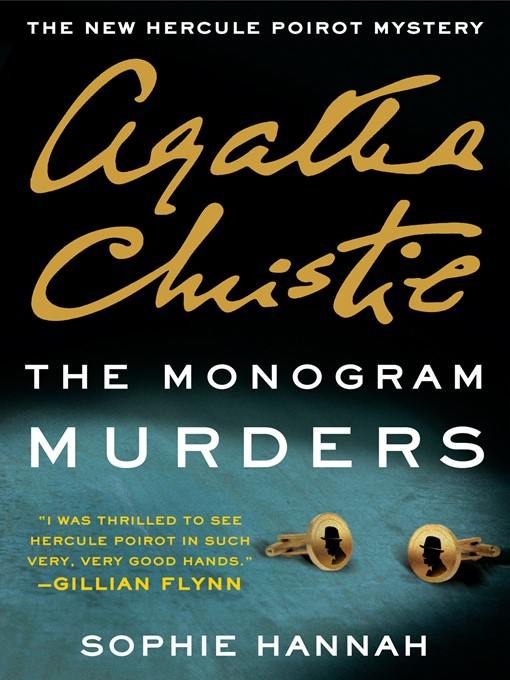 Title details for The Monogram Murders by Sophie Hannah - Wait list
