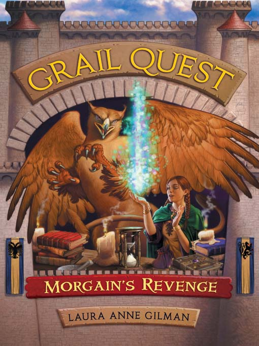 Cover image for Morgain's Revenge