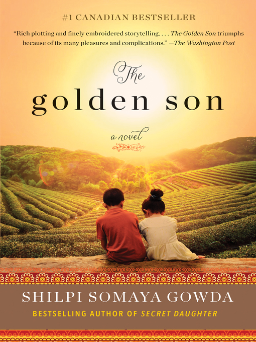 Cover of The Golden Son
