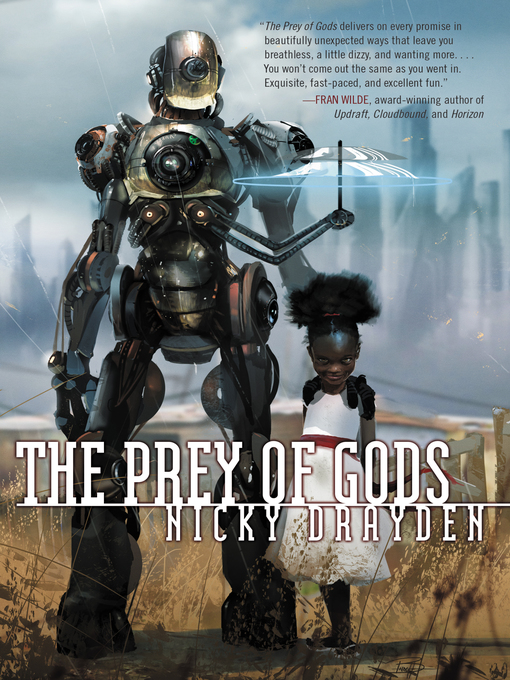 Title details for The Prey of Gods by Nicky Drayden - Available