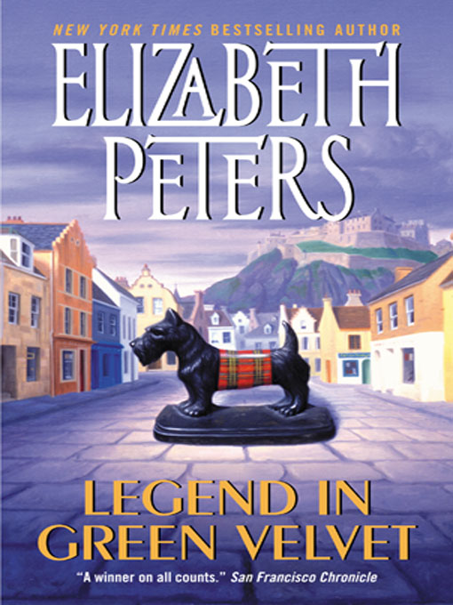 Title details for Legend in Green Velvet by Elizabeth Peters - Wait list