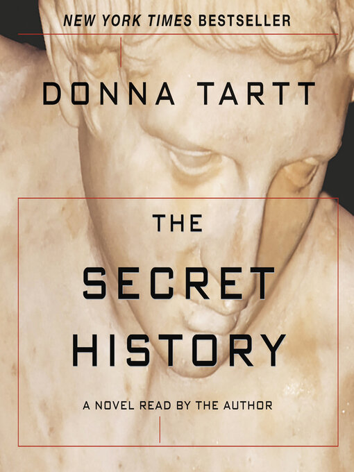Title details for The Secret History by Donna Tartt - Wait list