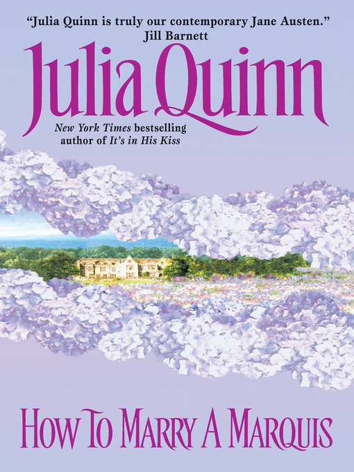 Title details for How to Marry a Marquis by Julia Quinn - Wait list