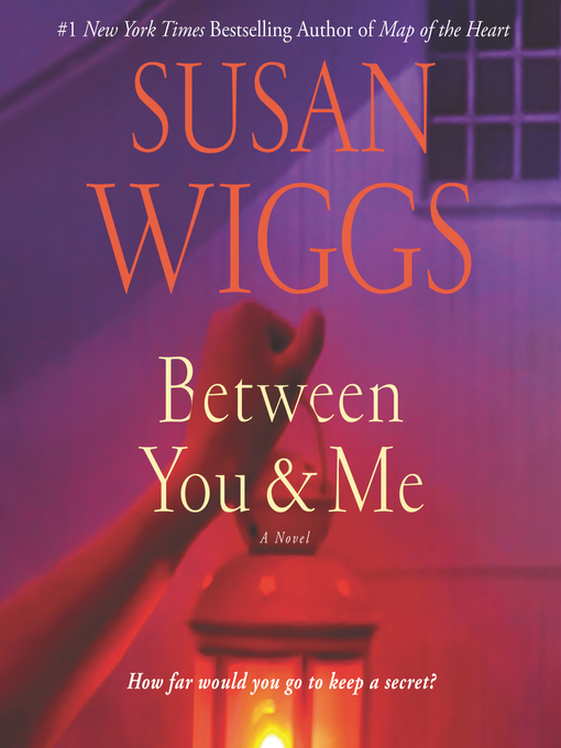Title details for Between You and Me by SUSAN WIGGS - Wait list
