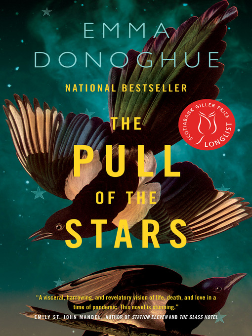 Title details for The Pull of the Stars by Emma Donoghue - Wait list