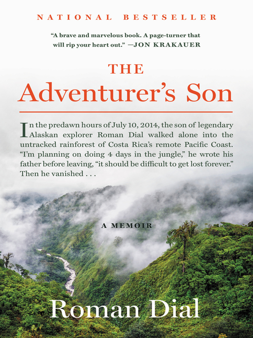 Title details for The Adventurer's Son by Roman Dial - Wait list