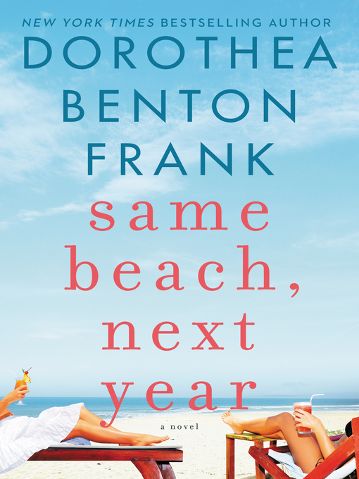 Title details for Same Beach, Next Year by Dorothea Benton Frank - Wait list