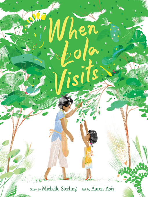 Title details for When Lola Visits by Michelle Sterling - Wait list