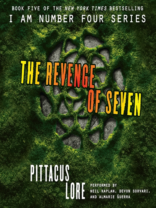Cover image for book: The Revenge of Seven