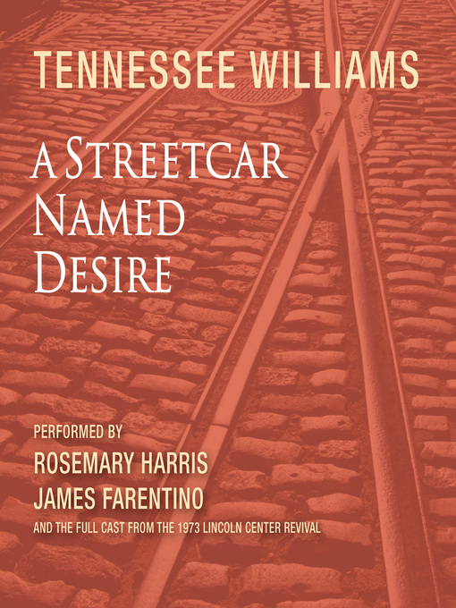 a streetcar named desire audiobook mp3