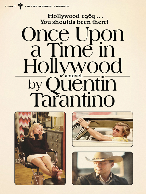 Title details for Once Upon a Time in Hollywood by Quentin Tarantino - Available