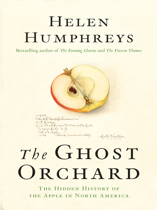 Title details for The Ghost Orchard by Helen Humphreys - Wait list