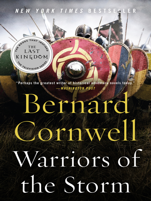 Title details for Warriors of the Storm by Bernard Cornwell - Available
