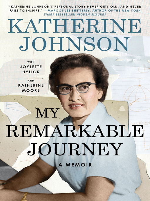 Title details for My Remarkable Journey by Katherine Johnson - Wait list