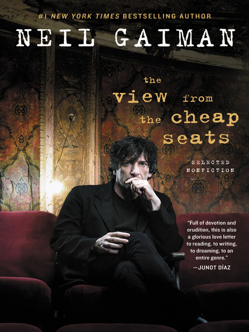 Title details for The View from the Cheap Seats by Neil Gaiman - Available