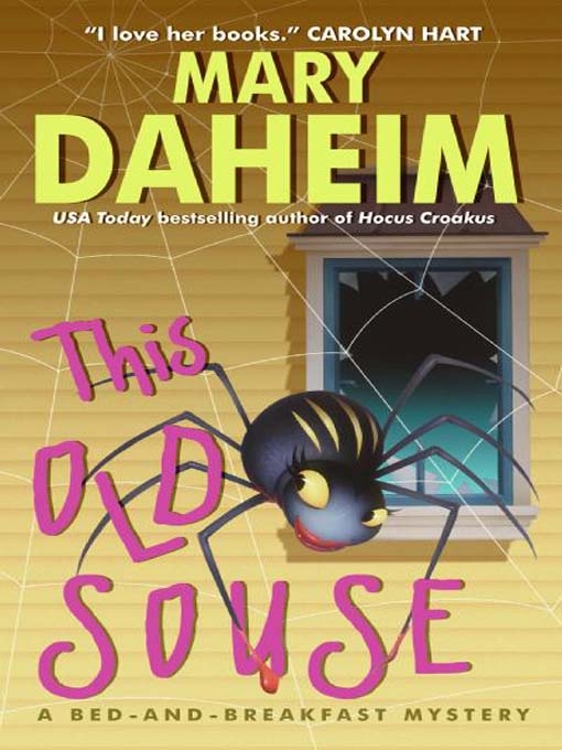 Title details for This Old Souse by Mary Daheim - Available
