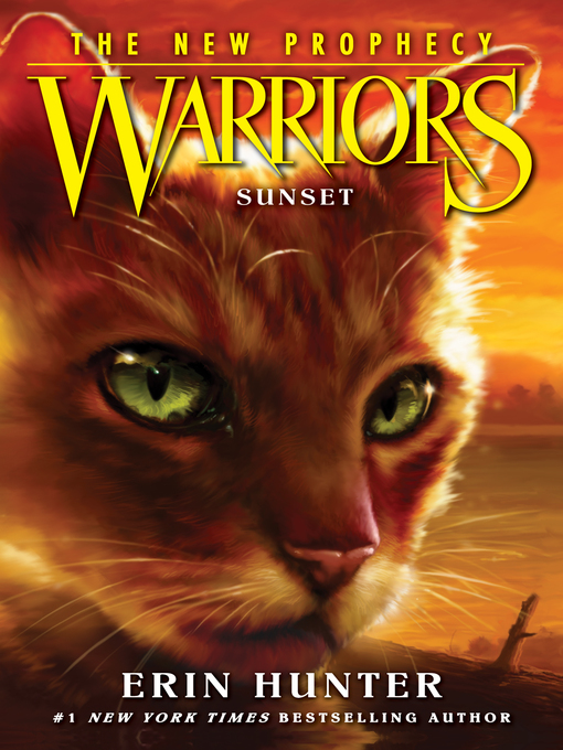 Title details for Sunset by Erin Hunter - Wait list