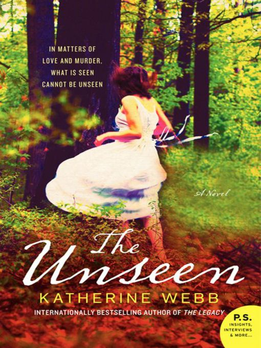Title details for The Unseen by Katherine Webb - Wait list