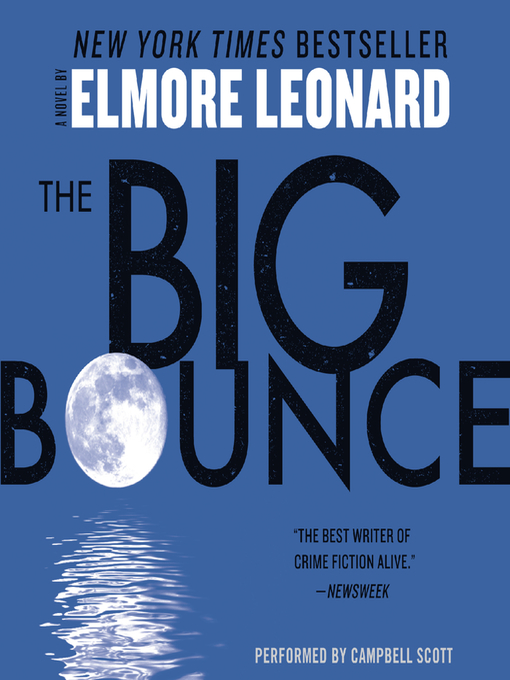 Title details for The Big Bounce by Elmore Leonard - Wait list