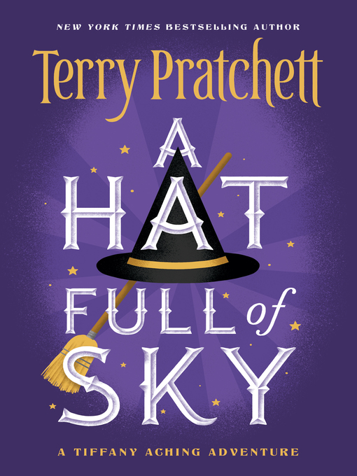 Title details for A Hat Full of Sky by Terry Pratchett - Available