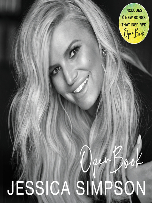 Title details for Open Book by Jessica Simpson - Available