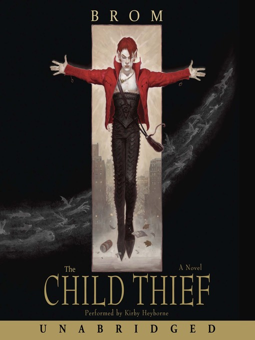 Cover of The Child Thief