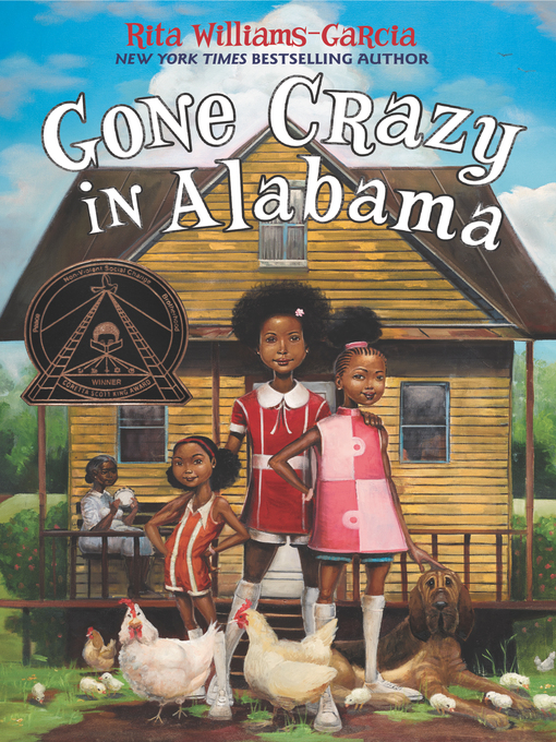 Title details for Gone Crazy in Alabama by Rita Williams-Garcia - Available