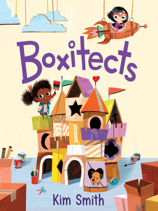 Title details for Boxitects by Kim Smith - Available