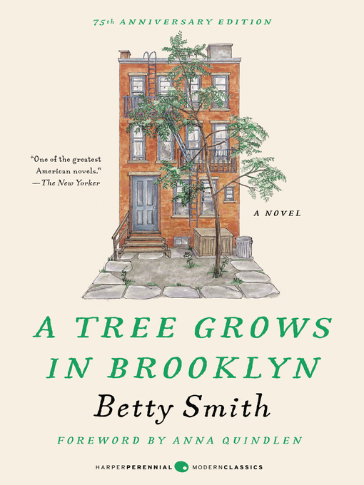 Title details for A Tree Grows in Brooklyn by Betty Smith - Wait list