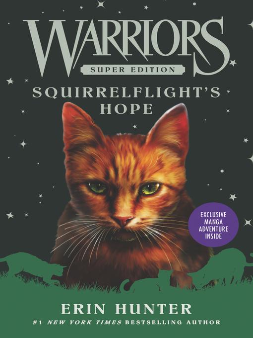 Title details for Squirrelflight's Hope by Erin Hunter - Wait list