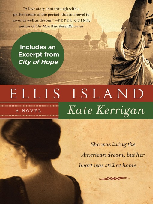 Title details for Ellis Island by Kate Kerrigan - Available