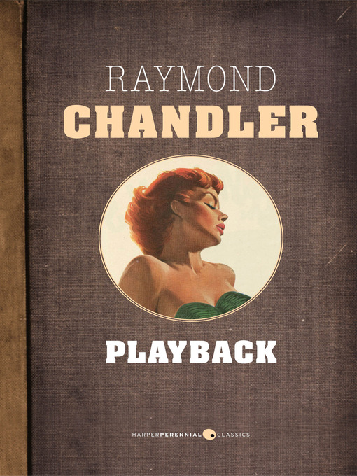raymond chandler essay on writing I have to make the kind of confession that is just terrible for an la-based mystery writer: i am not a fan of raymond chandler he has set a tone for sto.