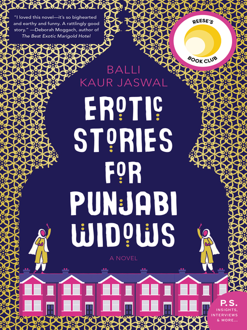 Title details for Erotic Stories for Punjabi Widows by Balli Kaur Jaswal - Available