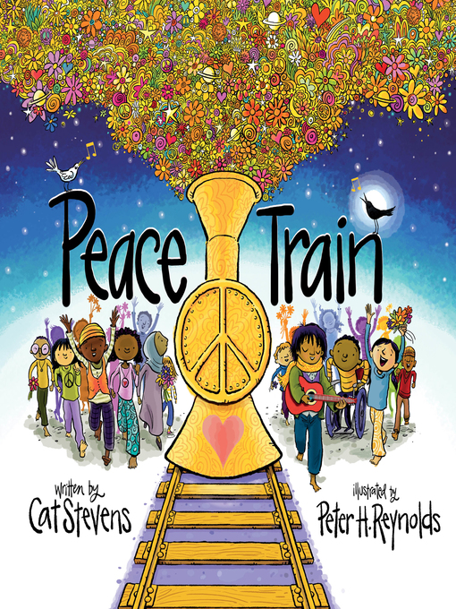 Title details for Peace Train by Cat Stevens - Available