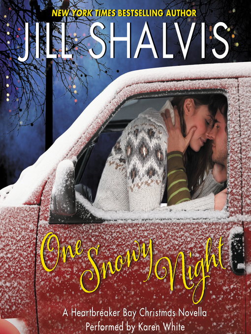 Title details for One Snowy Night by Jill Shalvis - Wait list