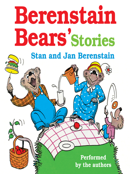 Title details for Berenstain Bears' Stories by Stan Berenstain - Wait list