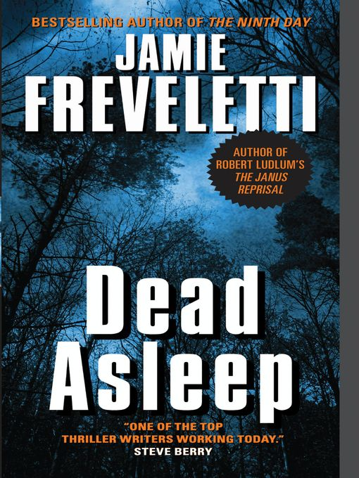 Title details for Dead Asleep by Jamie Freveletti - Available