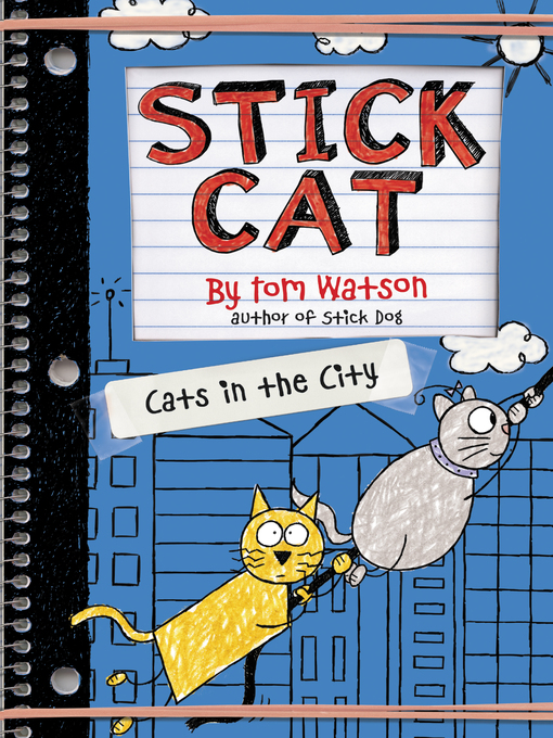 Title details for Cats in the City by Tom Watson - Wait list